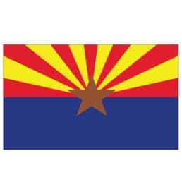 Arizona State Flag - United States