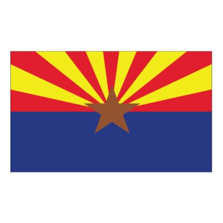 Arizona State Flag - United States