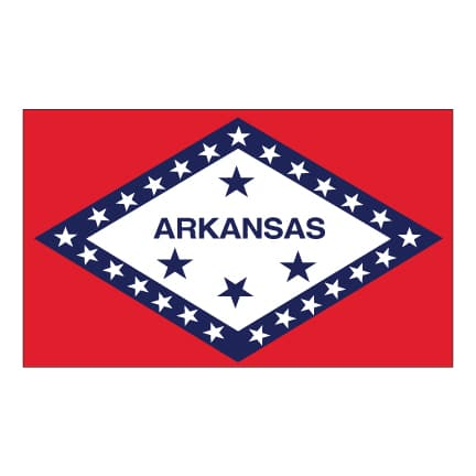 Arkansas State Flag - United States