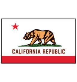California Republic State Flag - United States
