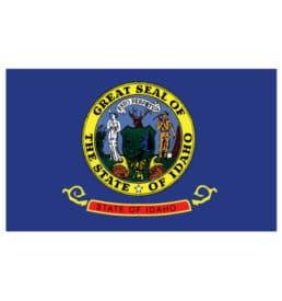 Idaho State Flag - United States
