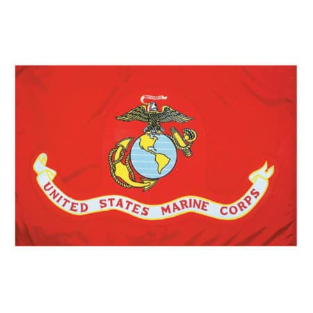 Marine Corps Flag - USMC Military and Armed Forces Flag
