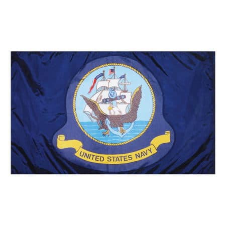Navy Flag - USN Military and Armed Forces Flag