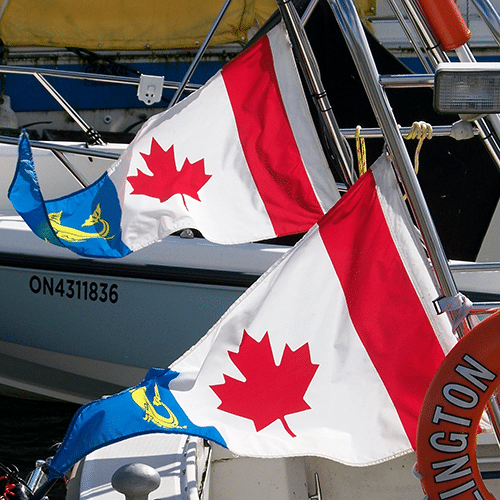 Custom Flags for Boats