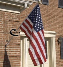 Residential and House Flag Pole