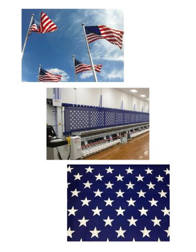 US Flag Materials