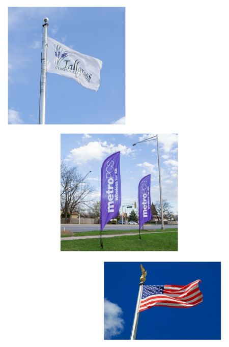 Community flags
