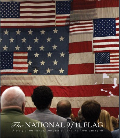 National 9-11 Flag