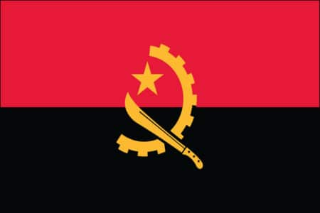 Angola Flag - Angolan International Country Flag