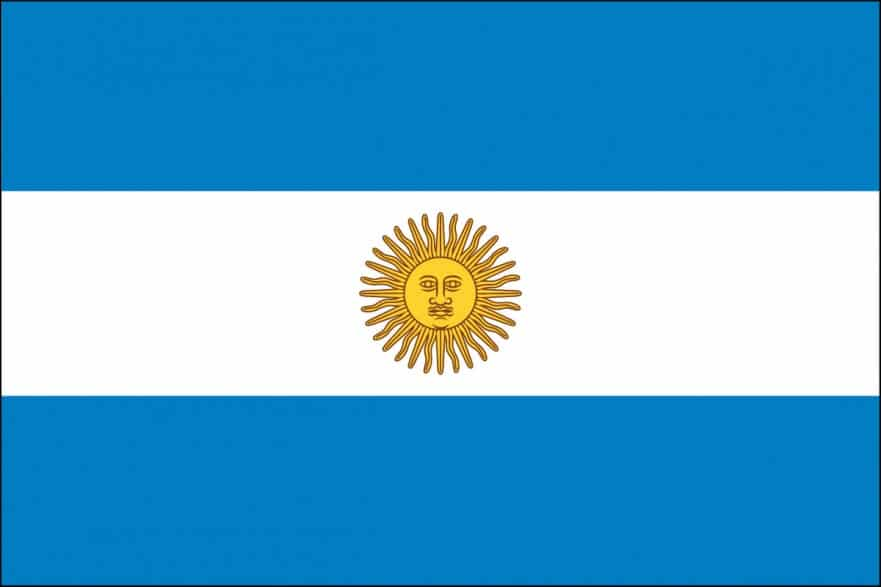 Argentina Flag Meaning Of The Sun