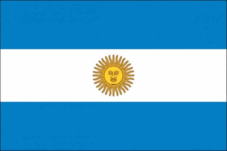 Argentina Flag For Sale
