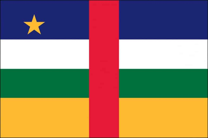 central-african-republic-flag