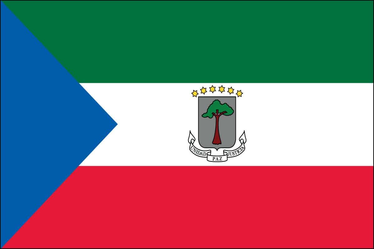 Equatorial Guinea Flag For Sale Buy Equatorial Guinea