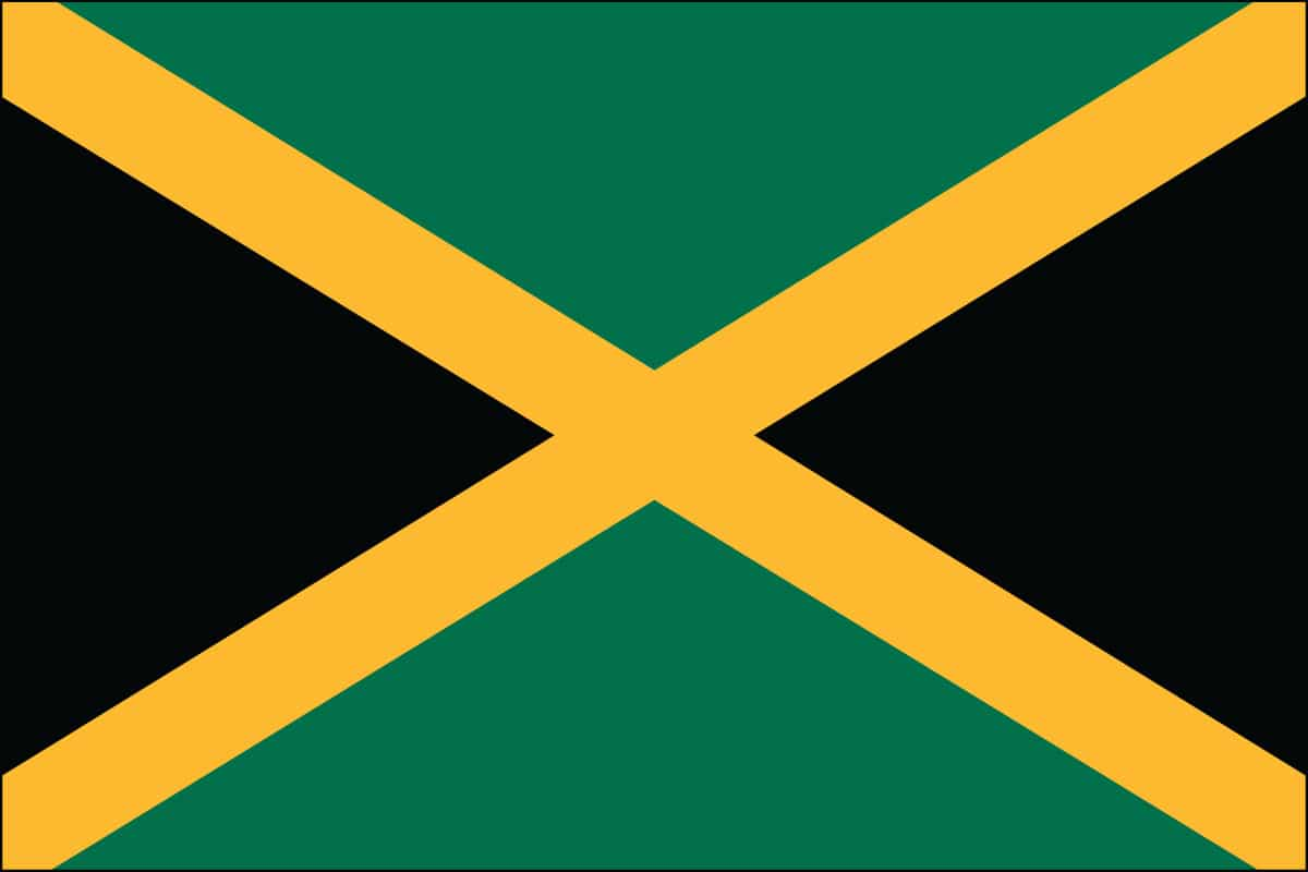 Pin Jamaica Flag On Pinterest