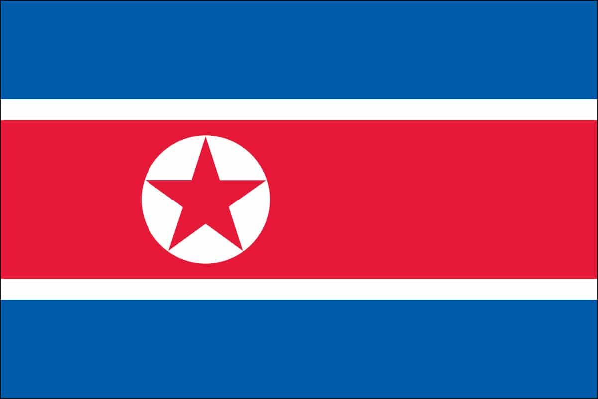 North Korea Flag For Sale Buy North Korea Flag Online