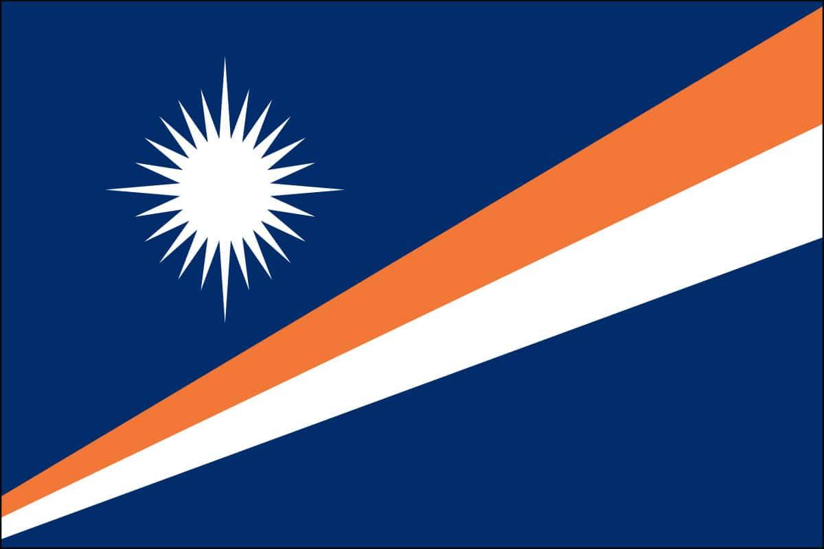 Marshall Islands Flag For Sale Buy Marshall Islands Flag