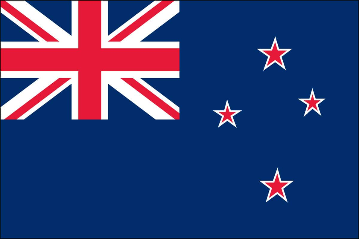 New Zealand Flag For Sale