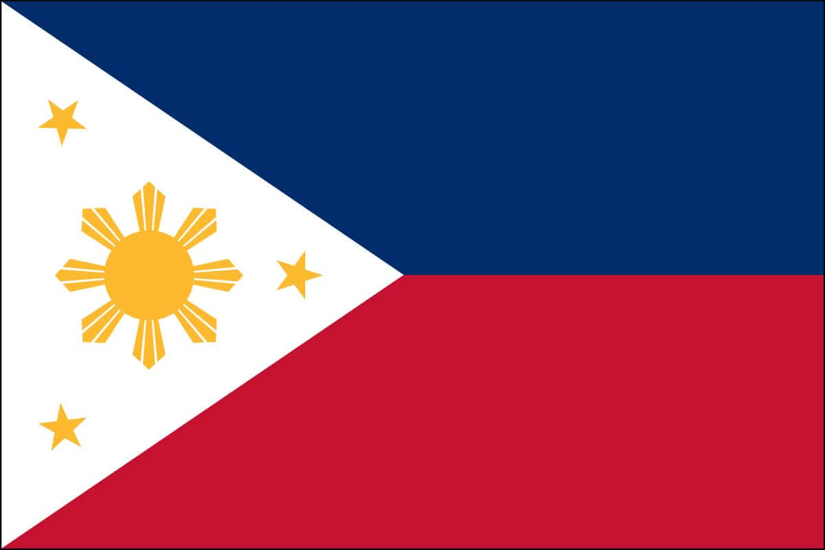 Philippines Flag For Sale | Buy Philippines Flag Online