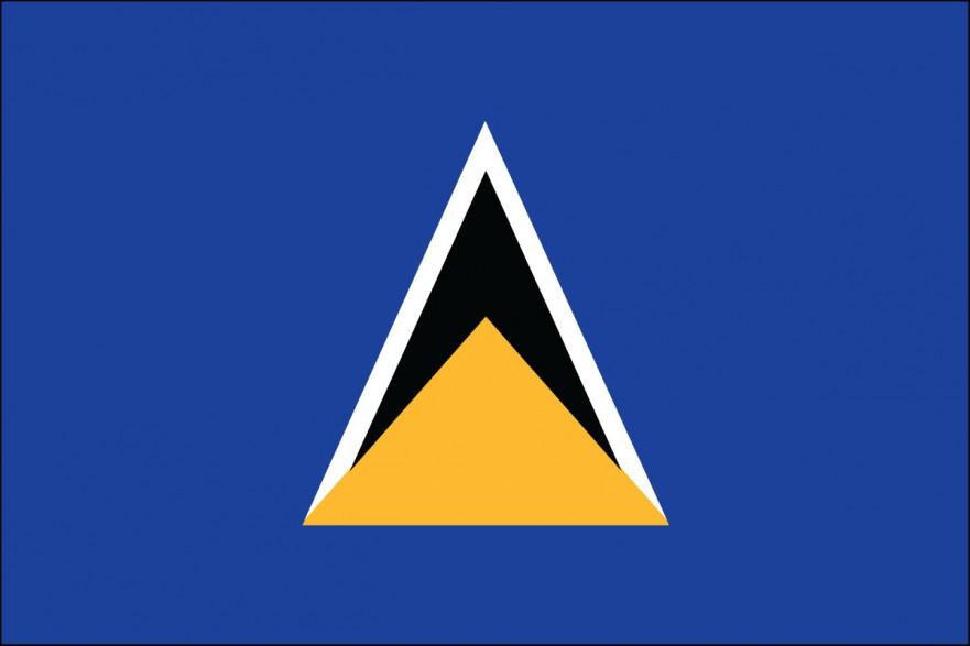saint-lucia-flag