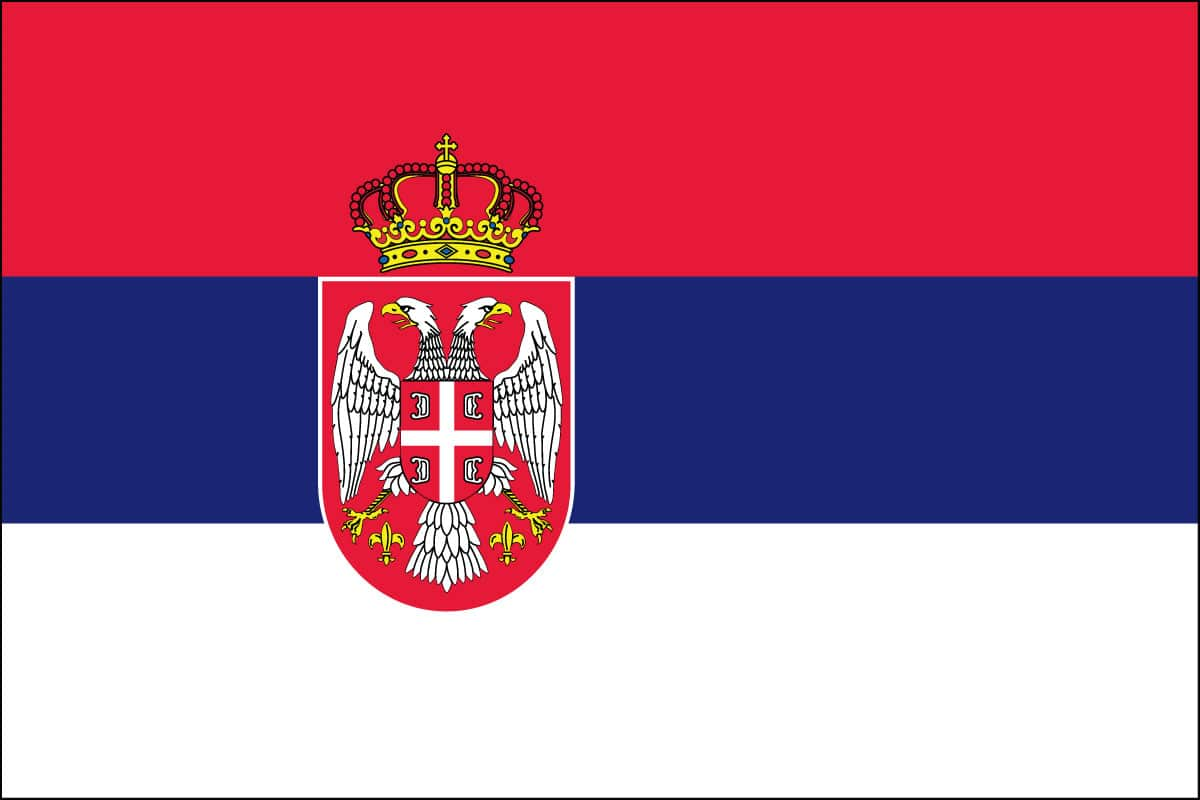serbia flag for sale buy serbia flag