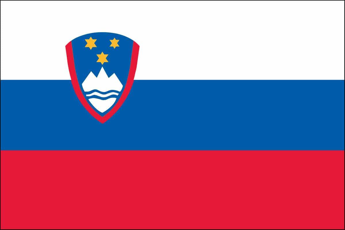 Slovenia Flag For Sale Buy Slovenia Flag Online