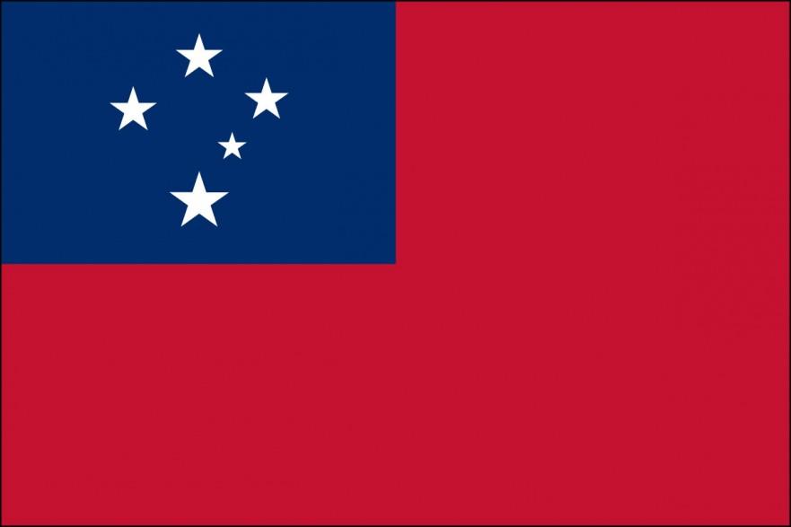 western-samoa-flag