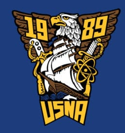 USNA 1989 Flags