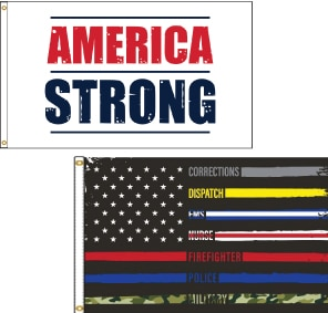 America Strong First Responders
